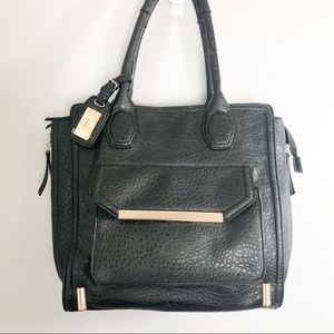 ALDO PEBBLE SATCHEL BAG